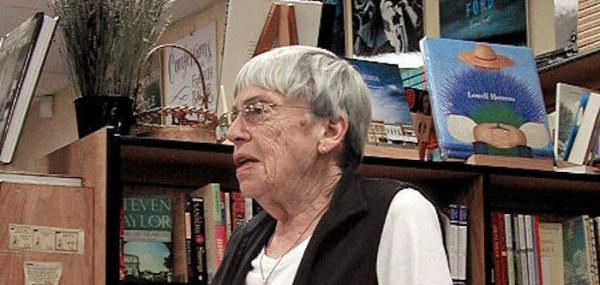 Acclaimed science fiction and fantasy author Ursula K. Le Guin died this week in Oregon, her family announced. She was 88.