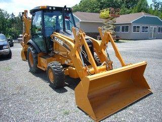 2011 Case 580 Super N Backhoe Loader for sale by Arthur Trovei & Sons - used equipment dealer