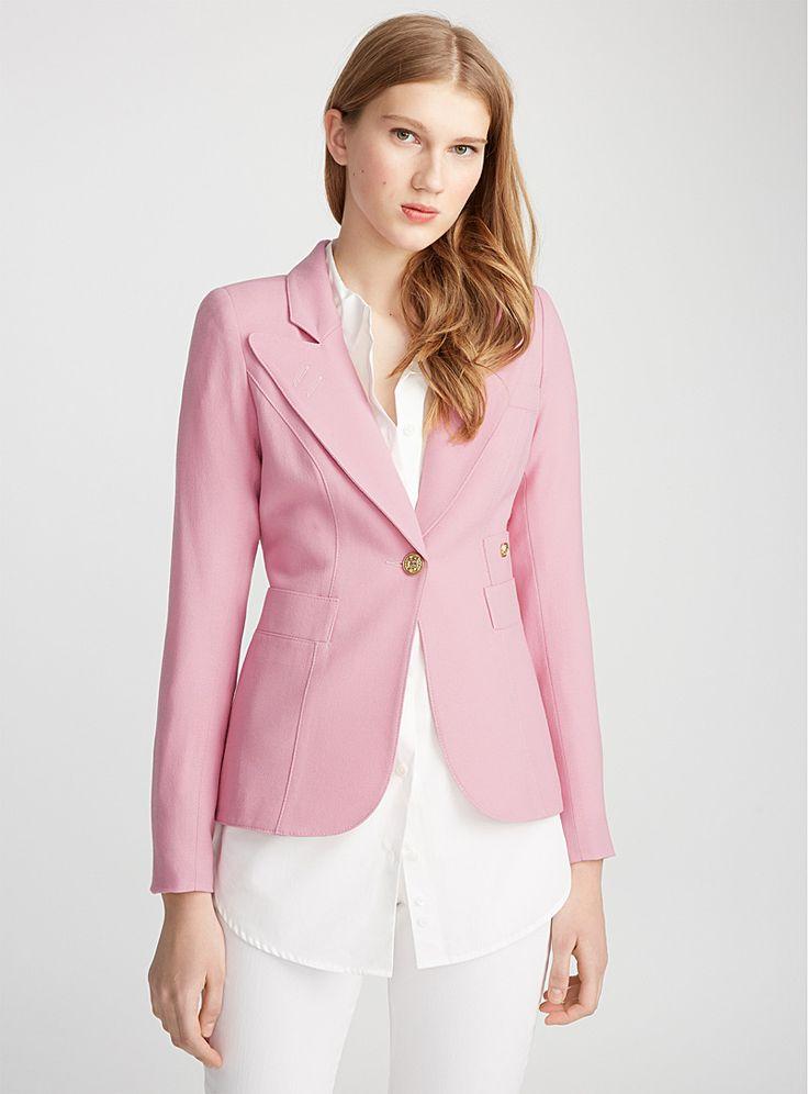 Duchess Rethink Pink blazer | Smythe