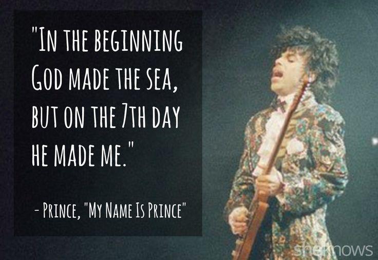 Happy birthday Prince!!  We love you!!