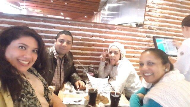 Cena en familia!!!