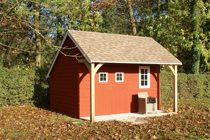 23 Best Images About Posh Garden Sheds On Pinterest Wood