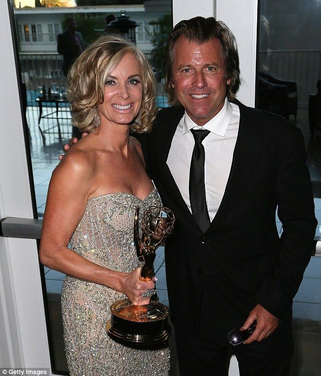 Eileen Davidson 'signed $750,000 deal to join RHOBH' #dailymail