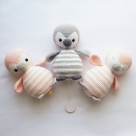 137 best bolsas images on Pinterest   Crochet animals, Crochet toys ...