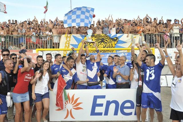#BeachSoccer: La Supercoppa #Enel rimane a #Terracina