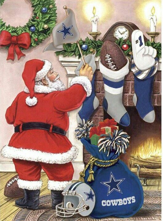 A Dallas Cowboys Christmas