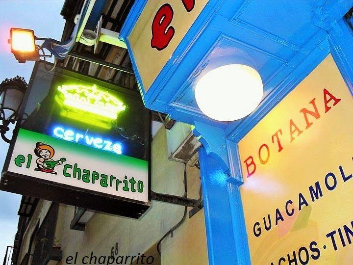 Colores de Mèxico: Restaurante mexicano en Madrid centro El chaparrit...