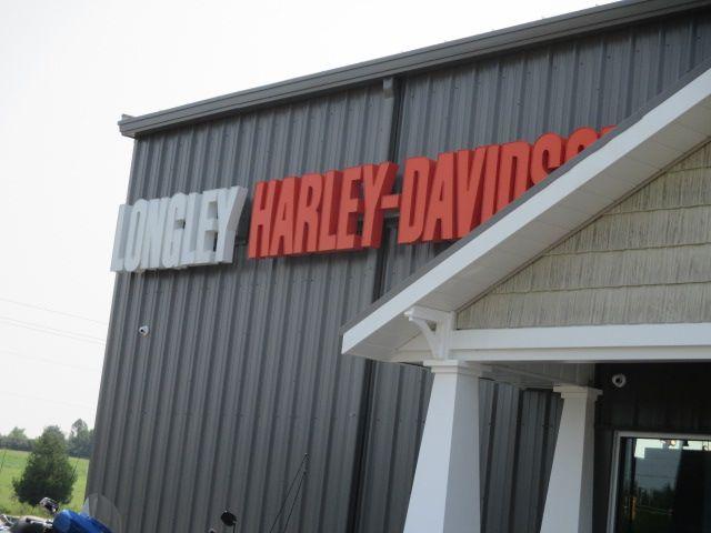 Longley Harley, located in Peterborough Ontario 2015