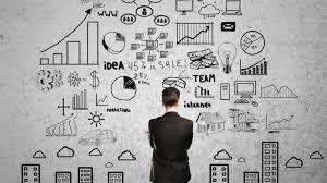 PLAN DE NEGOCIOS:  declaración formal de un conjunto de objetivos de una idea o iniciativa empresarial, que se constituye como una fase de proyección y evaluación. Se emplea internamente por la administración para la planificación de las tareas, y se evalúa la necesidad de recurrir a bancos o posibles inversores, para que aporten financiación al negocio.