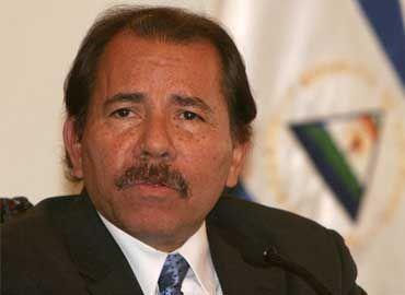 Daniel Ortega. Presidente de Nicaragua.