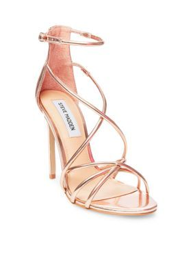 Steve Madden Rose Gold Satire Heel