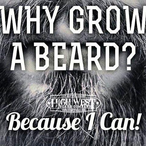 Grow what your father gave you! Don't disrespect your ancestors with a blade. Beard on brothers and check out the link in the bio for the best beard products on the market.  #livefree #letyourrazorrust #bearded #scentofthemonth #beard #beards #badassbeards #beardkit #ultimatebeardbox #beardedbrotherhood #beardvitamin #beardedbrothers #beardon #highwestbeard #hwb #mustachewax #beardoil #beardbalm #facefur #facialhair #beardedvillains #beardcare #realmenhavebeards #beardlife #beardgang…