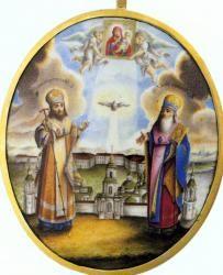 Димитрий и Иаков Ростовские