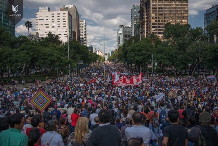 ayotzinapa marcha - Buscar con Google