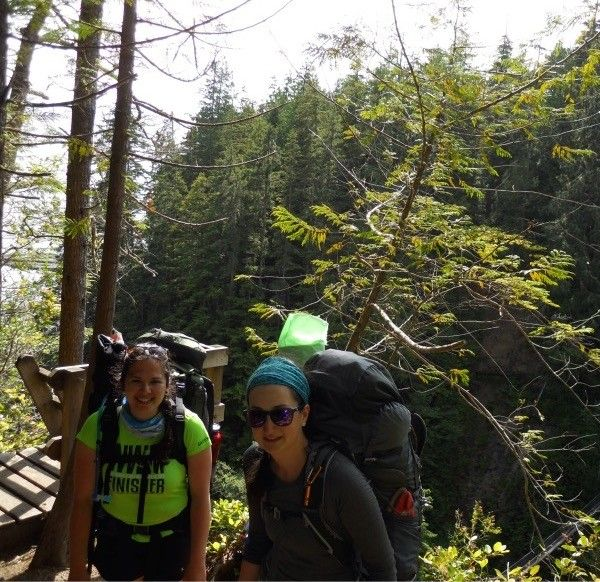 Ultimate Female Packing List for the West Coast Trail- Her Packing List