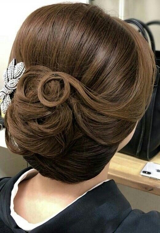 Sanggul Modern Hair Dos In 2019 Long Hair Styles Hair Styles Hair