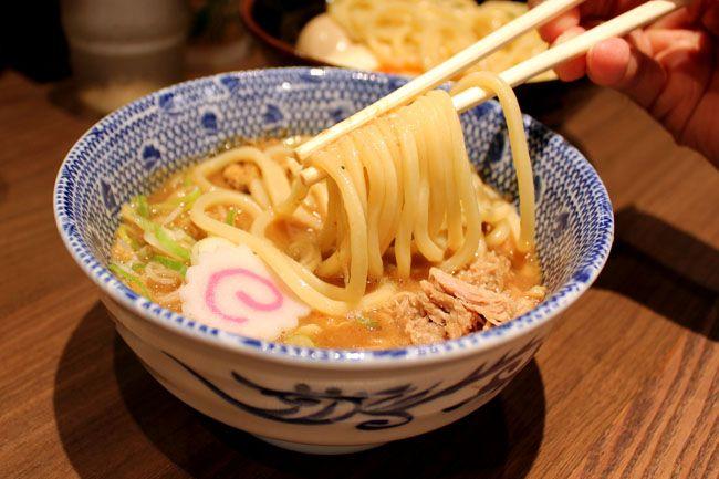 rokurinsha for tsukemen at sky tree solamachi or tokyo station ramen street