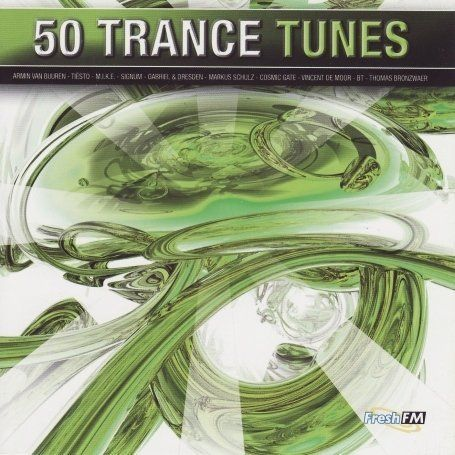 Various - 50 Trance Tunes 2