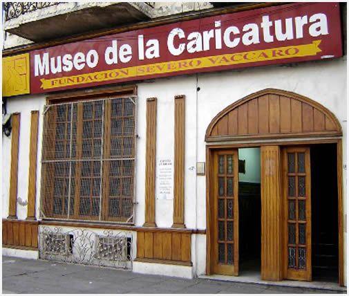 Museo al Comic y a la Caricatura
