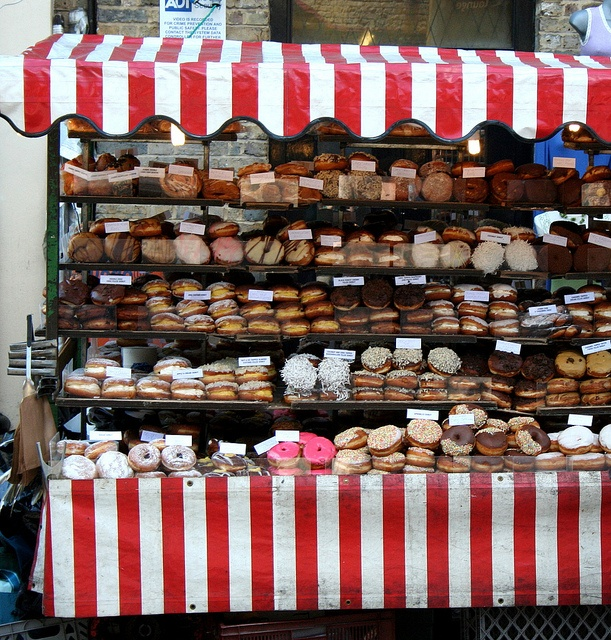 Donut store in Camden by jacaranda-designs, via Flickr