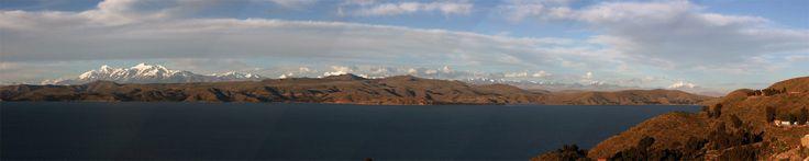Lago Titicaca (Bolivia).