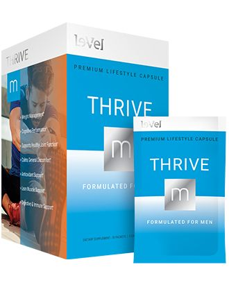 THRIVE M - Thrive Supplement for Men