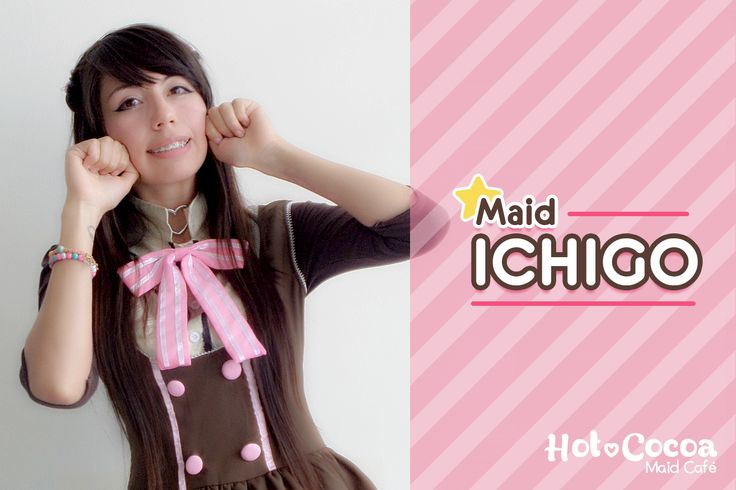 #HotCocoaMaidCafe #iichigomaid #MaidCafe #CafeMaid #Bogota #Maid #Colombia #Cafe #Tematico #Kawaii #cafe #cafecosplay   Hot Cocoa Maid Cafe , cafe maid, maid cafe, Bogotá , Colombia