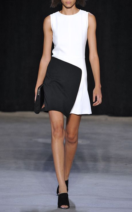Narciso Rodriguez Spring/Summer 2015 Trunkshow Look 21 on Moda Operandi