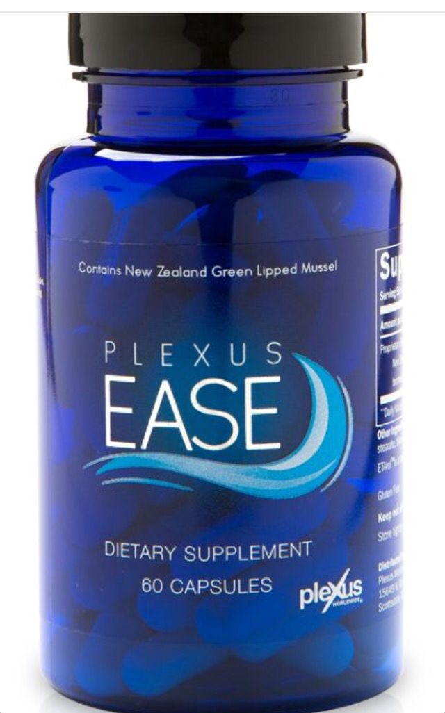 Do you suffer from pain? Try plexus EASE capsules and cream. Www.plexusslim.com/shirleygrizzle