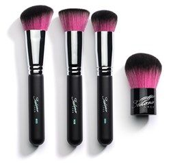 Midnight Lace Synthetic Brush Set this is a great starter set these brushes are one of the best i ever had and the value was very affordable