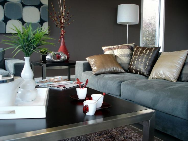 1000+ images about Home on Pinterest | Modern living rooms, Dark ...