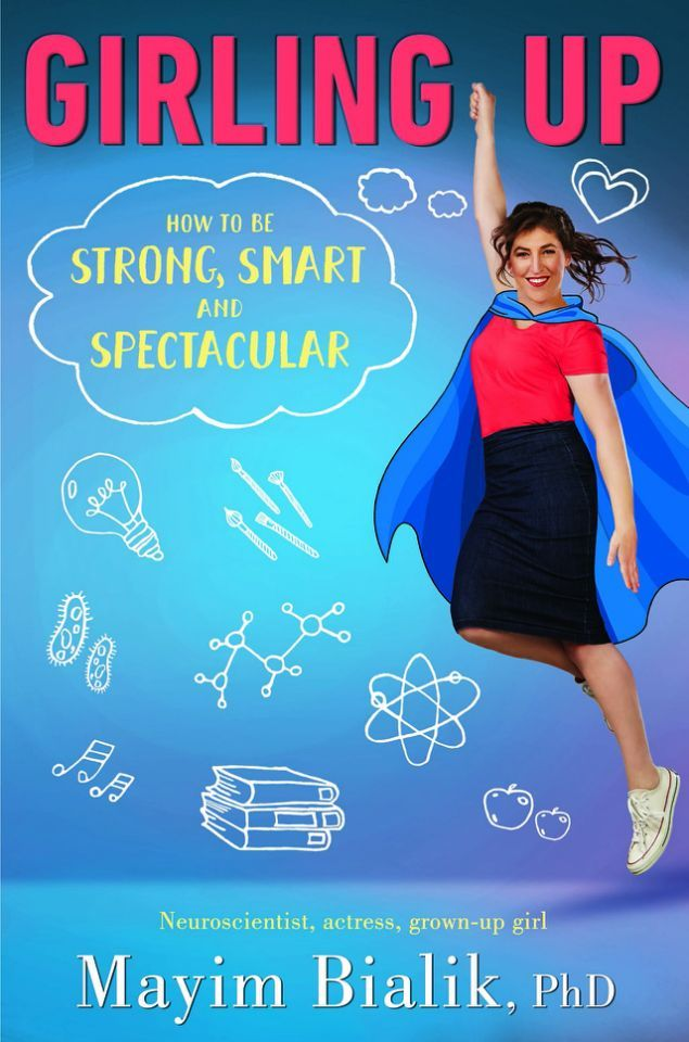 "<p>The woman who grew up during her <em>Blossom</em> years to become <a rel=""nofollow"" href=""https://www.yahoo.com/tv/tagged/the-big-bang-theory""><em>The Big Bang Theory</em></a>'s Amy Farrah Fowler — consistently one of the long-running comedy's most delightful performers — offers how-to info to young women on everything from dating (including sex) and body changes to embracing the chance to learn and the map for living a healthy life. It's a book aimed at young adults, but the actress…"