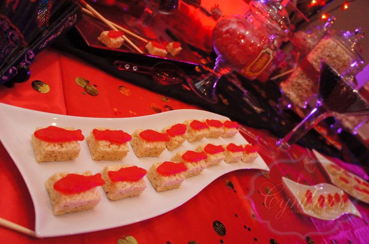 1000 images about chinese theme party on pinterest for Chinese fish cake