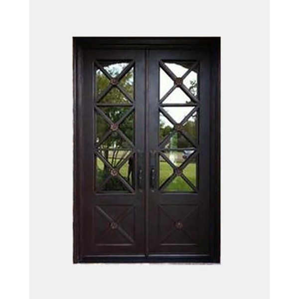 Idd Forged Iron Doors Series Has The Doors And Transoms You Need To Customize The Perfect And Secure Entryway This High Quality Collection Of E Iron Entry Doors