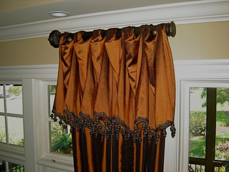 Drapery Ideas For Windows Close Together Some Of You