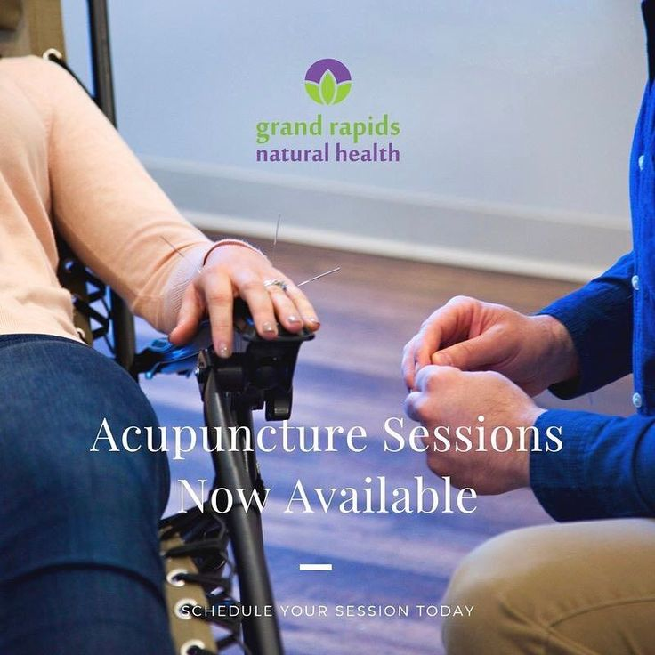 #Acupuncture is an effective treatment for many acute and chronic health conditions and provides #preventivecare. Some disorders that may benefit from acupuncture treatments are #anxiety and #depression, #insomnia, #headaches and #migraines, #infertility, #allergies, #chronicpain, #sciatica, #arthritis, #thyroid, #asthma and so much more!  Sessions are available at Grand Rapids Natural Health tomorrow! Call (616)264-6556 to schedule your appointment with Stephen Durell, MTOM, R.AC…