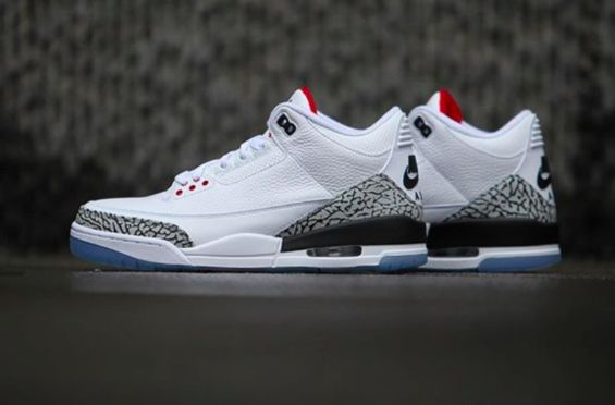 Are You Looking Forward To The Air Jordan 3 White Cement NRG?