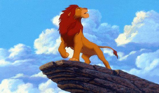 free download  u0026quot the lion king 3d u0026quot  powerpoint backgrounds