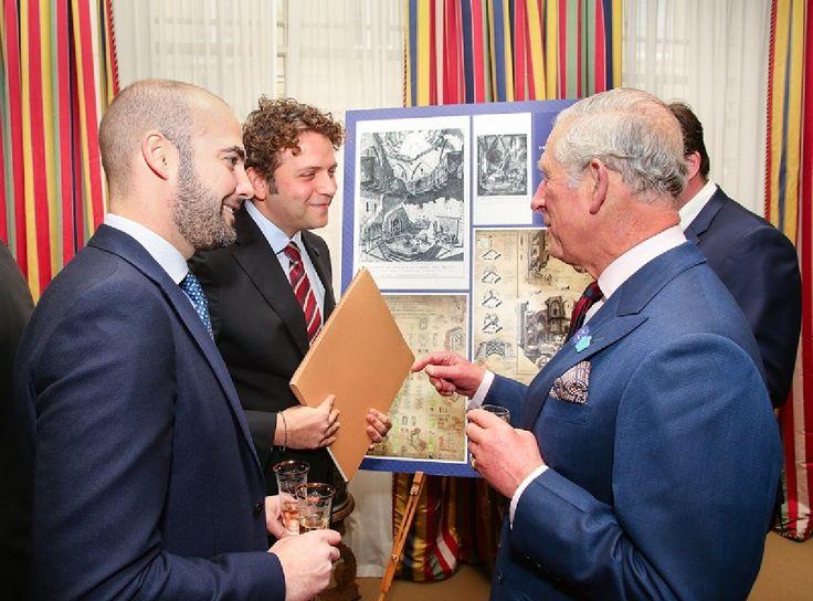 Architetto premiato a Londra per ricerca sui castelli Federiciani