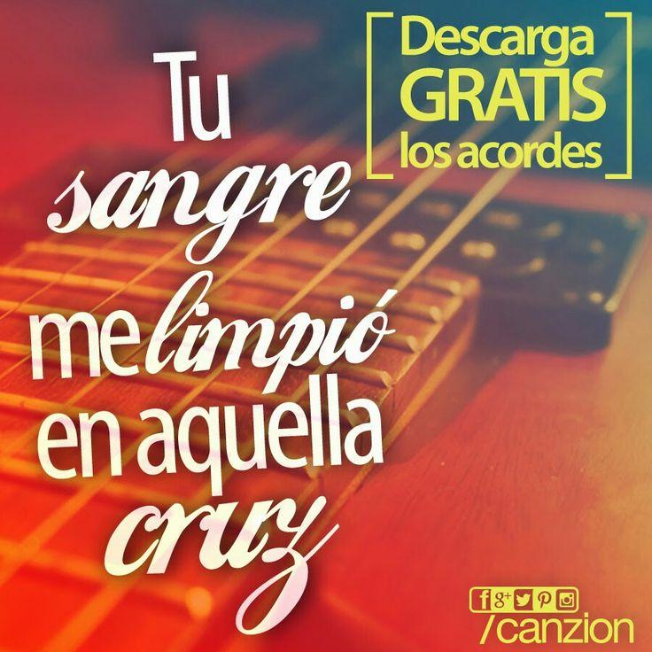 Disponibles los acordes: #TuSangre de Monica Rodriguez. ¡Descárgalos gratis! ➜ http://www.canzion.com/pdf/TU-SANGRE.pdf