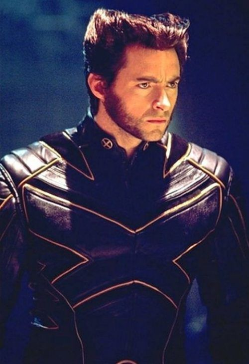 Wolverine ... Hugh Jackman ... Yes please! :)