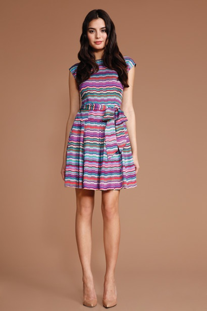 Shoshanna Bialik Print Alana Dress  Monkee's of Chapel Hill  919.967.6830