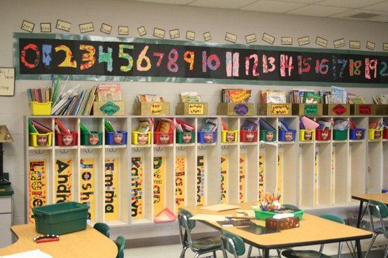 Classroom Cubby Ideas : Best images about prek classroom ideas on pinterest