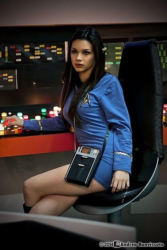 Starfleet sexy