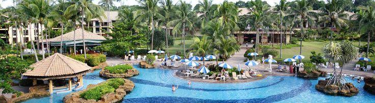 Bintan Hotel: Nirwana Resort Hotel | 45 min ferry ride from Singapore