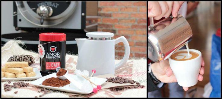 El delicioso aroma de la mañana  En La Chocolata te garantizamos la máxima frescura, sabor y aroma del café, gracias a que los granos son tostados, procesados y empacados a diario por la marca colombiana 'Amor Perfecto'.