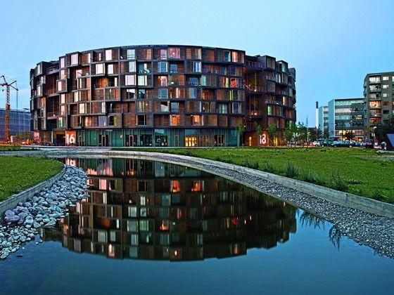 love it ! Studentenwohnheim Kopenhagen