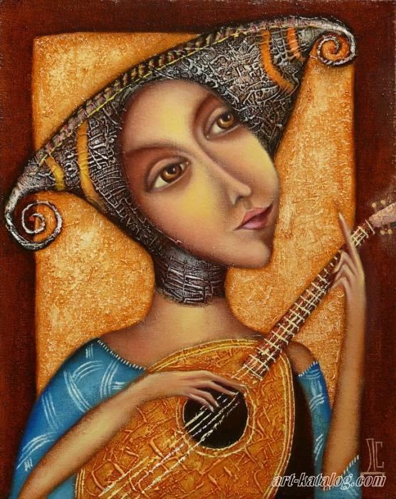 """Venetian motif"" Dmitry Sulimov"