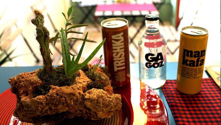 Zeze Cafe - Antalya cafeler . Trishka'dan içecekler :)