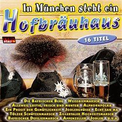 """""""In München steh ein Hofbräuhaus,"""" Oktoberfest Music CD"""